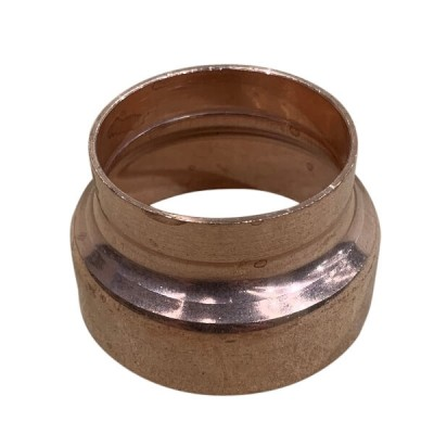 50mm X 40mm Copper Reducer M x F High Pressure Capillary