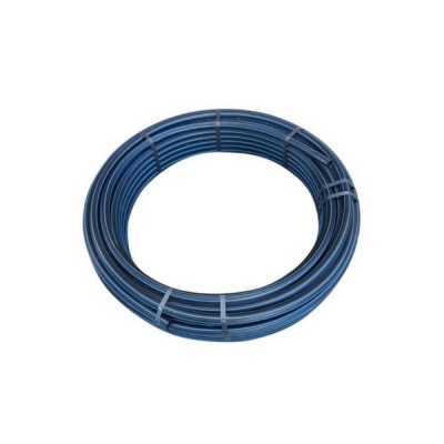 63mm x 50m Poly Pipe Metric PE100 PN12.5