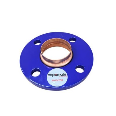 65mm Table E Copper Flange Adaptor Copamate