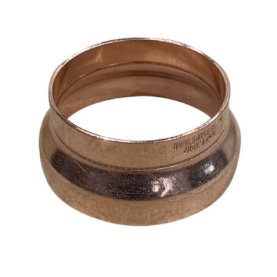 65mm X 50mm Copper Reducer M x F High Pressure Capillary