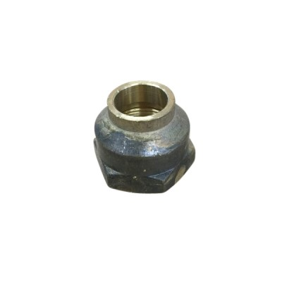 "6mm 1/4"" Flared Nut Brass"