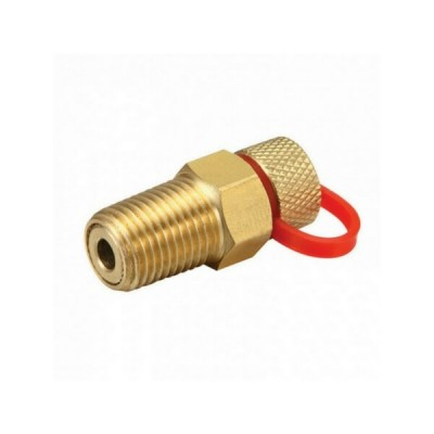6mm Water Test Plug Brass