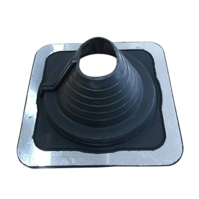 75mm - 135mm #4 Aquaseal Aquadapt Epdm Black Pipe Flashing