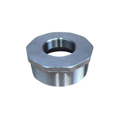 80mm X 40mm Bush Reducing BSP Stainless Steel 316 150lb