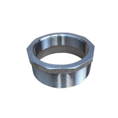 80mm X 65mm Bush Reducing BSP Stainless Steel 316 150lb