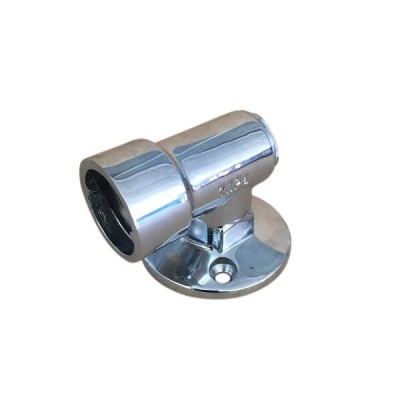 "Bayonet Chrome Low Pressure Wall & Floor Inlet 1/2"" Female BSP Inlet"
