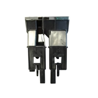 Caroma Slimline Toilet Cistern Button Dual Flush Chrome 233705C