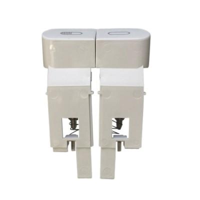 Caroma 405192W Trident Toilet Cistern Button Dual Flush White