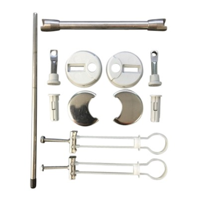 Caroma Colani Institutional Toilet Seat Hinge Set 815100