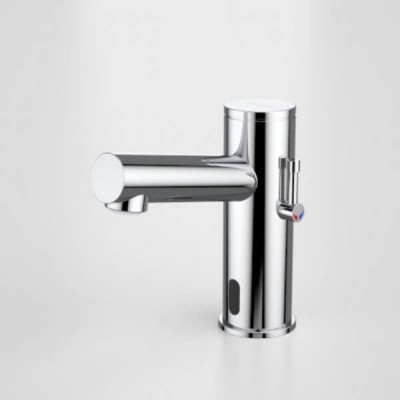 Caroma G Series Hands Free Basin Mixer Adjustable Temperature G16004E6A