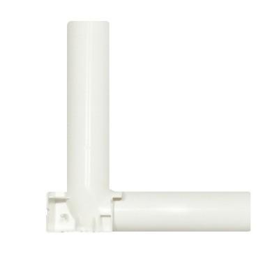Caroma Invisi 2 Cistern Flushpipe Tall 270mm X 250mm 237222