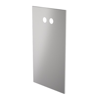 Caroma Invisi II Inwall Cistern Large Access Panel Dual Flush Top Push 237030