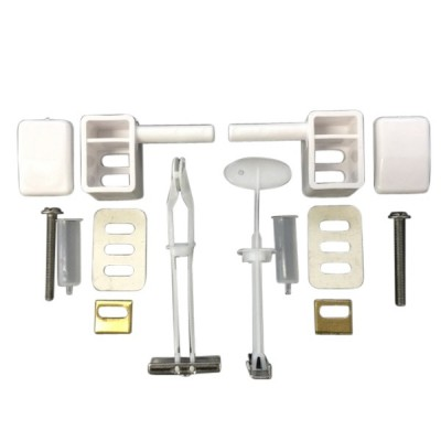 Caroma Pedigree Open Closed Front Toilet Seat Hinge Set 320267W