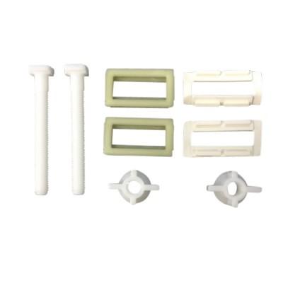 Caroma Profile Plastic Toilet Seat Hinge Set 300123