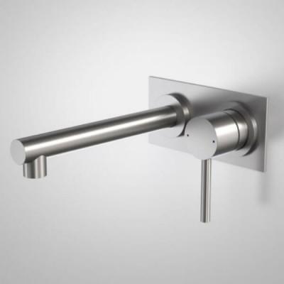 Caroma Titan Wall Bath Mixer Stainless 99007SS