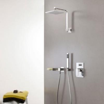Caroma Track Shower System 90210C3A