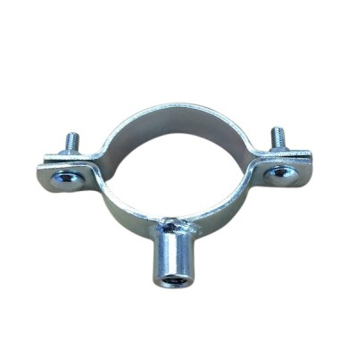 150mm Clip 10mm Nut Suit Gal Pipe