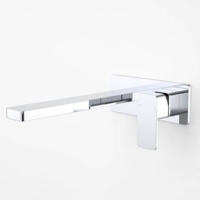 Dorf Epic Platemount Wall Basin Mixer 180mm 6410.045A