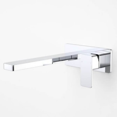 Dorf Epic Platemount Wall Bath Mixer 240mm 6414.04