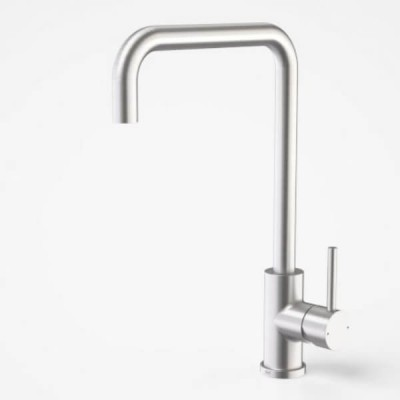 Dorf Maximus Sink Mixer Stainless 1130.555A