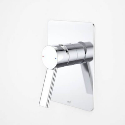 Dorf Villa Bath Shower Mixer Chrome 6903.04