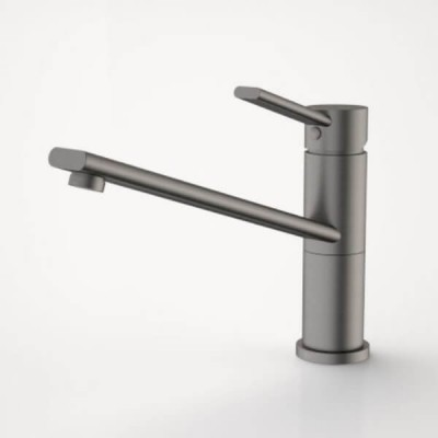 Dorf Villa Sink Mixer Gunmetal Grey 6905.914A