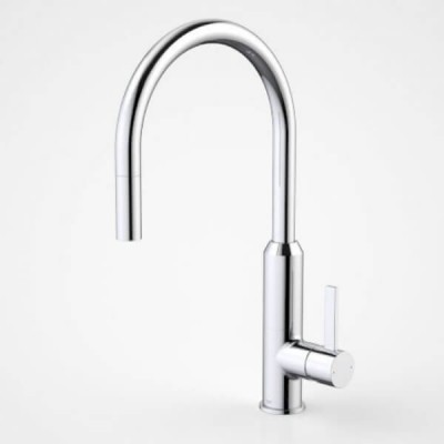 Dorf Vixen Retractable Sink Mixer Chrome 6494.044A