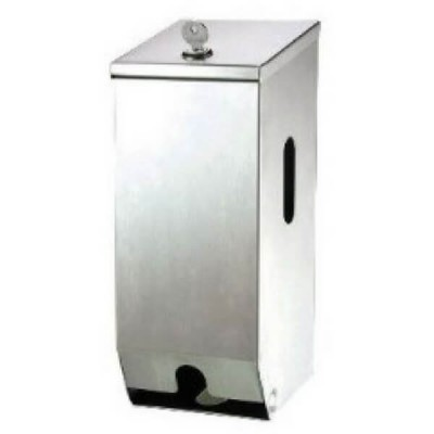 Double Surface Mount Toilet Roll Dispenser WA-TRH4-D
