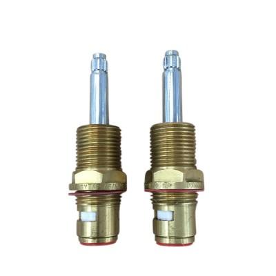 Easytap TZ2017 1/4 Turn Irwell Chrome Basin Spindles 12 Teeth (Pair)