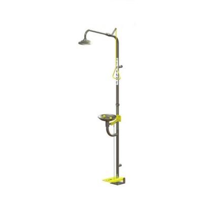 Enware ECE090 Combination Emergency Deluge Shower Eye Wash Unit