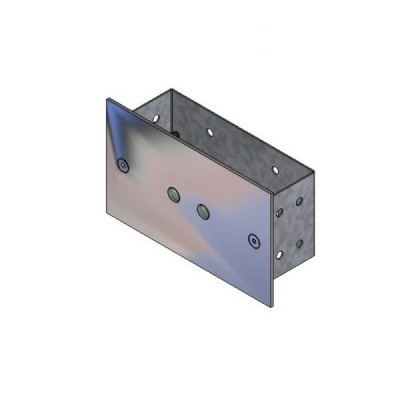 Enware EMW803LO Enmatic Sensor Tap Wall Mounted