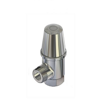 Enware 15mm Cistern Tap With Cover Jumper Valve VP358