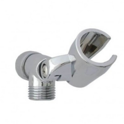 Ewing Economy Wall Shower Elbow Bracket Chrome HSA59