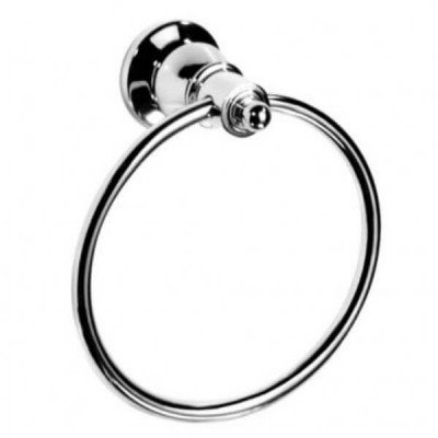 Ewing Pasadena Towel Ring Chrome BAA20