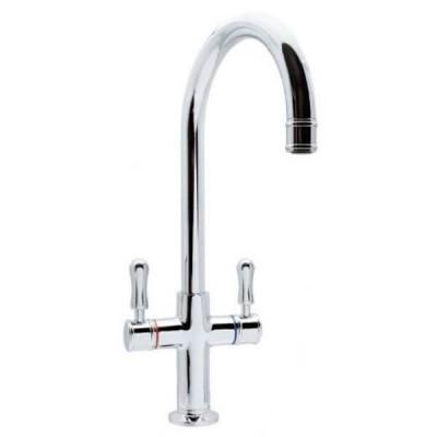 Ewing Sylva Twinner Sink Mixer Chrome 5 Star 6 L/Min MT23C