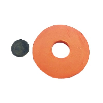 Fixaloo #2 Suit Caroma Ballcock Washer Red (Card) 226150