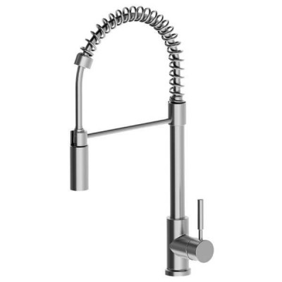Greens Alfresco Spring Sink Mixer Stainless 5 Star 5.5 L/Min 35530101