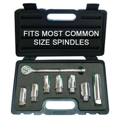 Haron 7 Piece Tap Spindle Socket Set SS24
