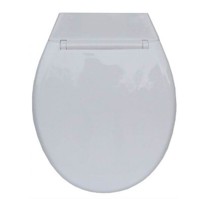 Haron TS-217 Meriton Link Toilet Seat With Normal Close Bottom Fix Plastic Hinges
