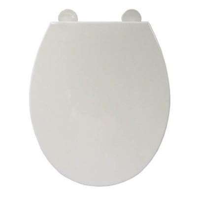 Haron TS-900 Yandina Toilet Seat With Normal Close Bottom Fix Plastic Hinges