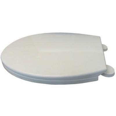 Haron Yandina Toilet Seat Slow Close Hinge White TS900