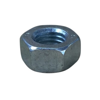 12mm Hex Nut Metric Zinc