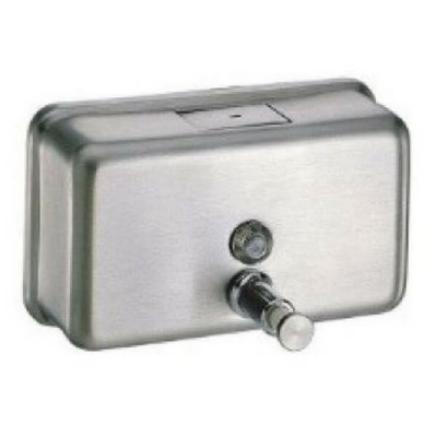 Horizontal Soap Dispenser Stainless Steel WA-SD-H