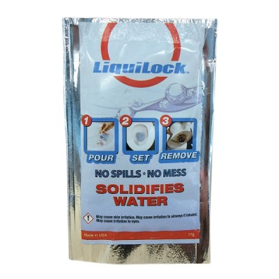Liquilock Water Solidifier 17G