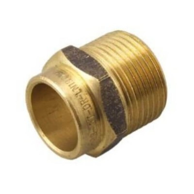 20mm Male BSP X 20mm Capillary Connector W3