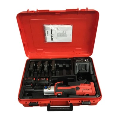Novopress ACO-203 Copper Press Crimp 18V Battery Tool Kit