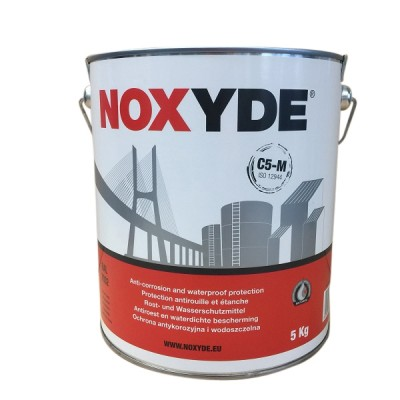 5 Kg Noxyde Waterproofing Gravel Grey RAL7032