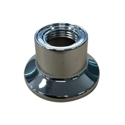 Plastic Abs Basin Tap Flange Chrome
