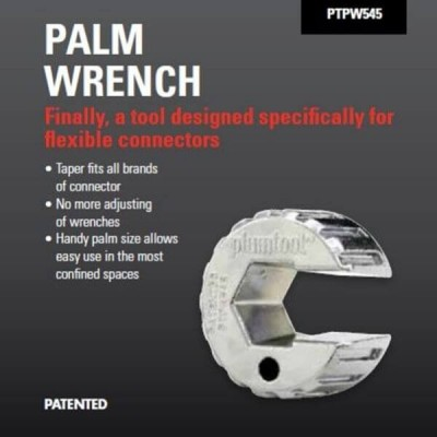 Plumtool Palm Wrench PTPW545