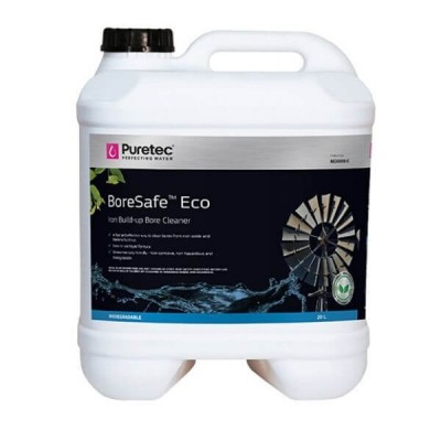 Puretec 20 Litre BoreSafe Eco Bore Cleaner BE20000-E